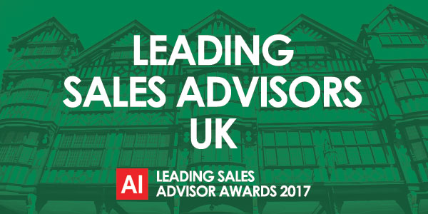 Leading Sales Advisors UK - AI Leading Sales Advisor Awards 2017